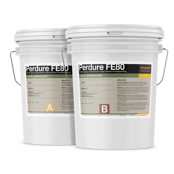 nbspFlexible Epoxy Concrete Crack Filler Waterproofer | Duraamen | Duraamen Engineered Products Inc
