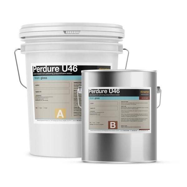 nbspWaterbased aliphatic polyurethane topcoat Gloss Finish | Duraamen Engineered Products Inc