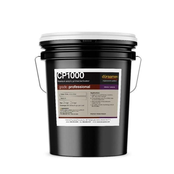 nbspPremium acrylic copolymer primer for concrete microtoppings | Duraamen | Duraamen Engineered Products Inc
