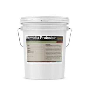 Hermetix Protector protects the densified polished concrete surfacesnbspPolished Concrete Floor Protectant Conditioner | Duraamen | Duraamen Engineered Products Inc