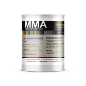 Duraamen pigment color fro MMA epoxy resinous floor coatings