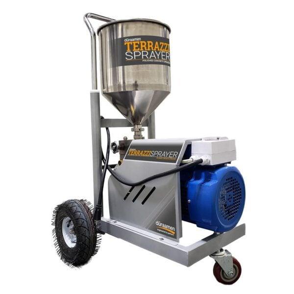 Terrazzi SprayernbspTerrazzi Sprayer | Duraamen Engineered Products Inc