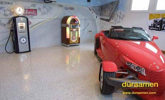nbspMetallic Epoxy Coatings for Garage Floors | Duraamen Engineered Products Inc