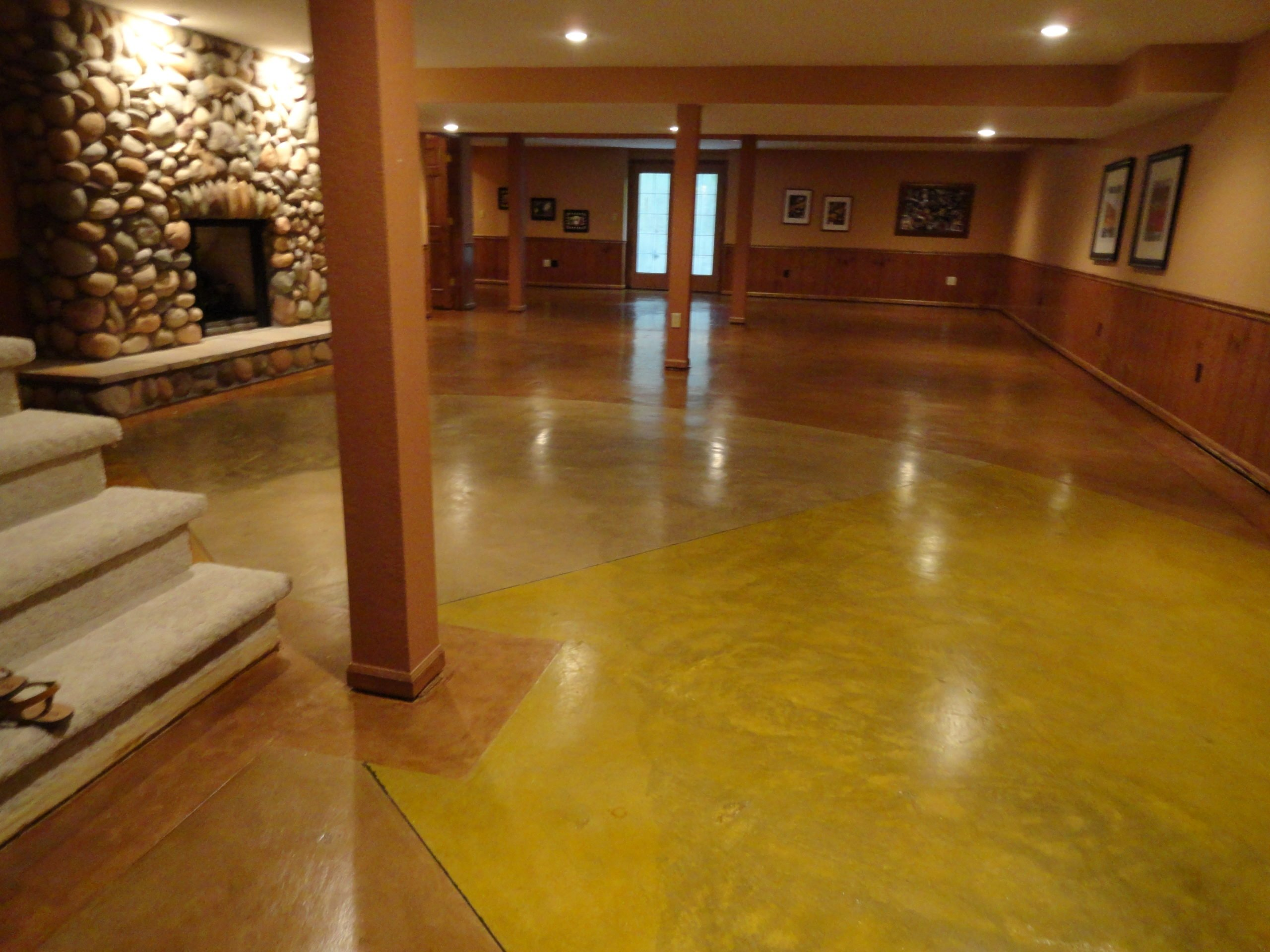 nbspHow to Protect Your Stained Concrete Floors   Duraamen Engineered Products Inc