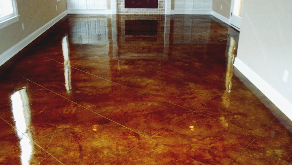 nbspDIY Guide to Stained Concrete Floors | Duraamen Engineered Products Inc