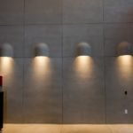 Brooklyn Residential Building Lobby Concrete Overlay Floors and Walls